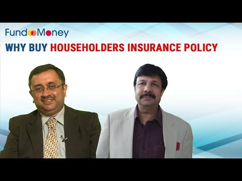 Why Buy Householders Insurance Policy