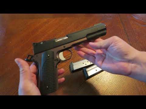 Range Talk:  Dan Wesson Bruin 10mm