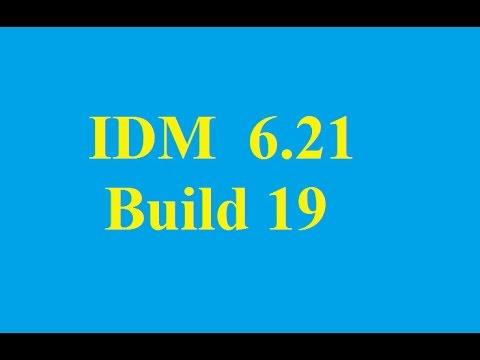 Internet Download Manager Full (IDM) 6.21 Build 19 mới nhất 26/01/2015