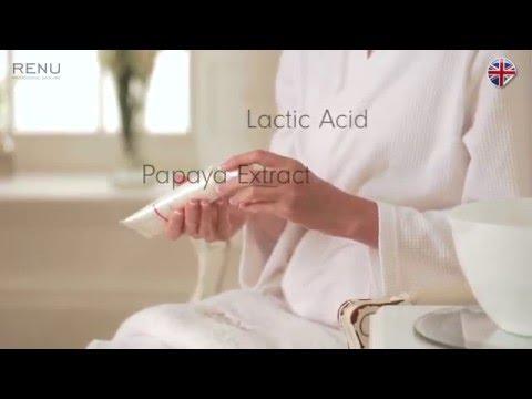 RENU Radiant Skin Peel - How to use - MONU Skincare advice & tips