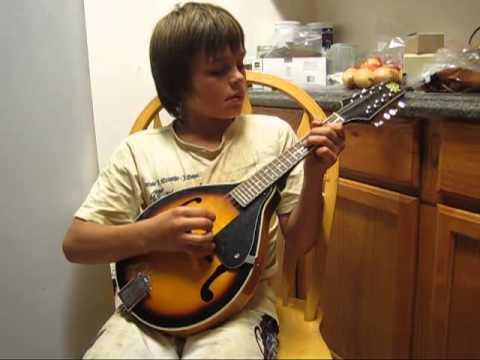 Mandolin: Amazing Grace 1