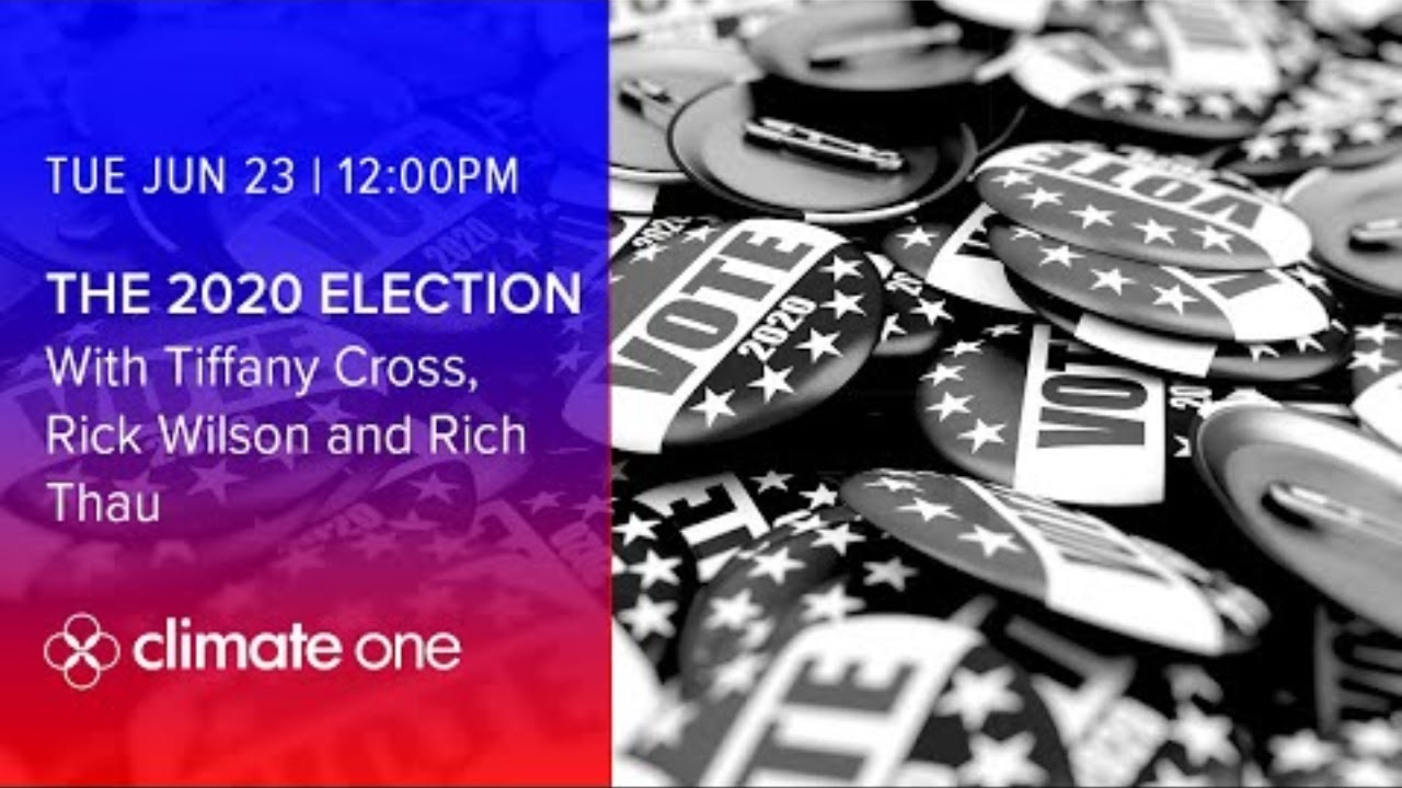 The 2020 Election With Tiffany Cross, Rich Thau And Rick Wilson
