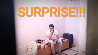 They SURPRISED me on the SET    Ss Vlogs :-)