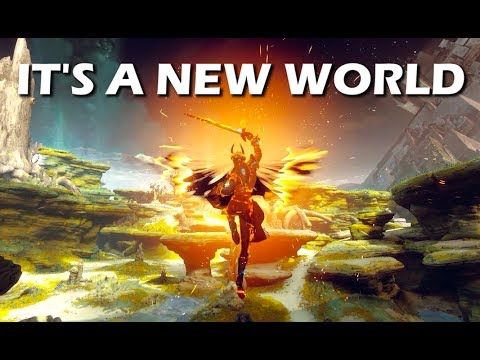 Welcome to the New Dawnblade (It's a New World) - Montage
