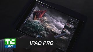 apples new 105 ipad pro demo