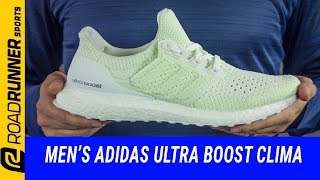 premium selection 33c0d 1dfbf Mens Adidas Ultra Boost Clima  Fit Expert Shoe Review