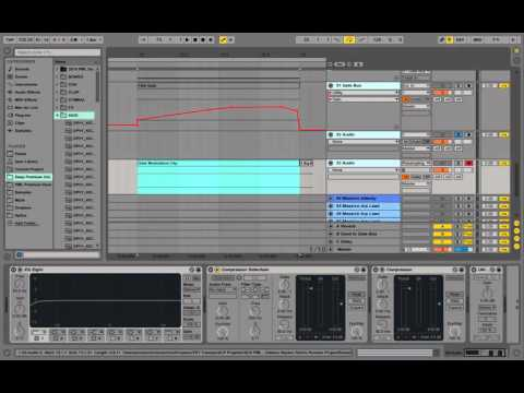 Creating your own Gate Effect in Ableton - Future Bass Style (Trance Gate)