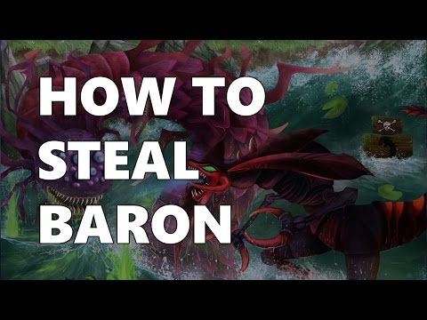 HOW TO STEAL BARON