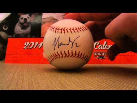 Orioles IP Recap! 12 Total Autographs!