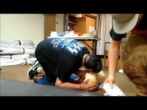CPR AND AED CERTIFICATION TRAINING COURSE AND BASIC FIRST AID