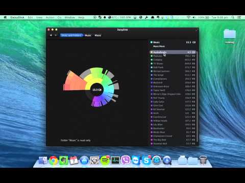 How To Clean Up Your Mac: Daisy Disk