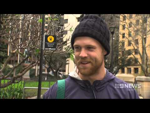 [Nine News Sydney] Final countdown as Sydney public transport ticketing goes paperless - 20/08/2014