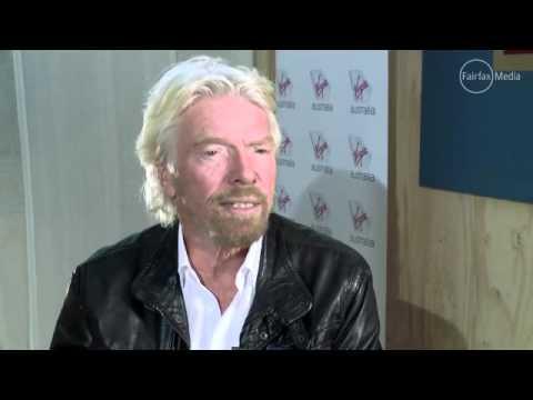 Virgin Galactic  Richard Branson sees Australia to London two hour flights   Stuff co nz 1