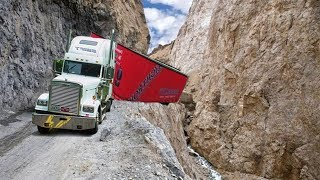 Unbelievable CRAZY Truck Driving Skills||World