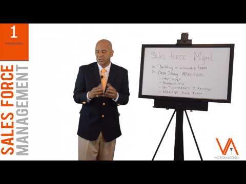 Sales Force - Building a Winning Sales Team #1