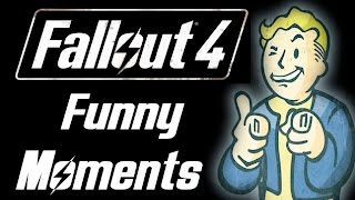 FALLOUT 4: FAILS & FUNNY MOMENTS COMPILATION (2016)
