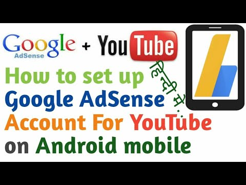 How To Make Google Adsense 2018 On Smart Phone - Part 1