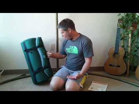 Laid Back Pad Memory Foam Premium Camping Mattress Review