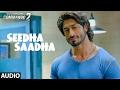 Commando 2 : Seedha Saadha (Full Audio Song) | Vidyut Jammwal, Adah Sharma, Esha Gupta | T-Series