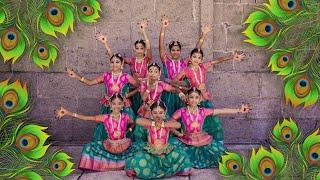 Azhage Azhage (Saivam) | Bharathnatyam Cover | Children's Day Spl