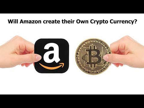 Amazon to Create their Own Crypto Currency?