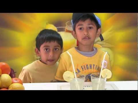 Why drink Soda, drink Lemonade!