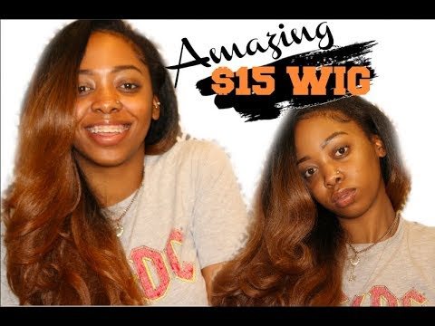 WOW! $15 HALF WIG (FT. OUTRE STUNNA)