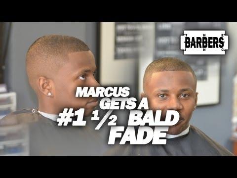 HOW TO : Bald Fade Ethnic / Black / African American Hair | Men's Haircut Tutorial | HD - 1080p