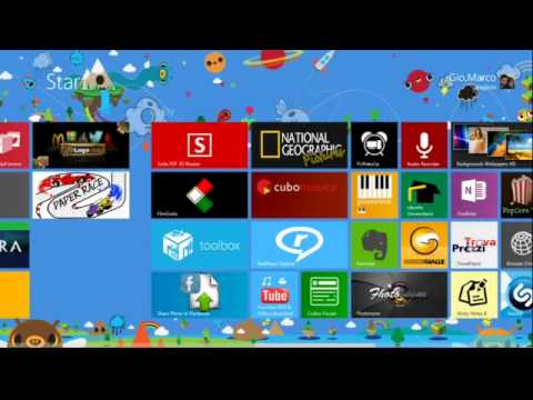 Friends With Benefits On WIndows 8 [PREVIEW]