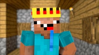 RUN NOOB RUN! Minecraft Animation