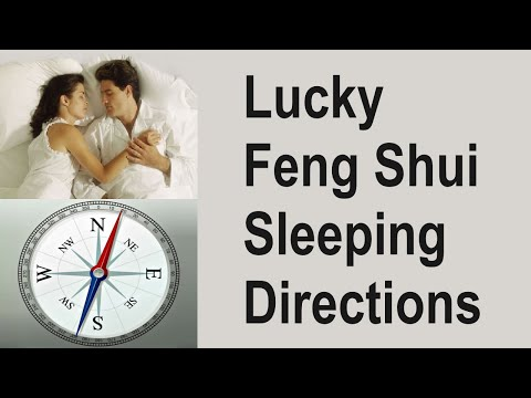Feng Shui Minute (TM): Your Lucky Sleeping Directions