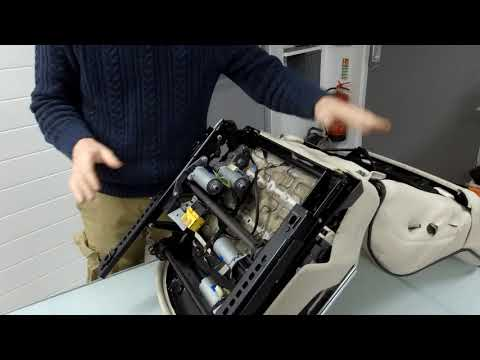 Fault Finding Heated Seat Problems on Range Rover L322
