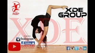 Bhare Naina Contemporary Dance By Kritika Prajapati | XDE Group