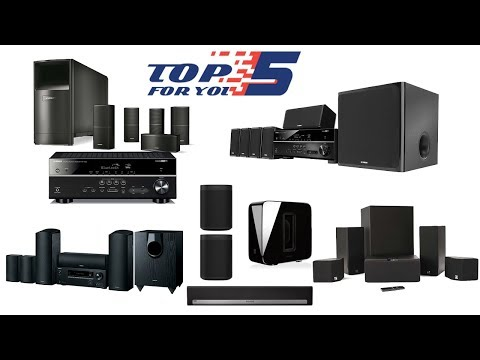 Top 5 Best Home Theater Systems of 2018