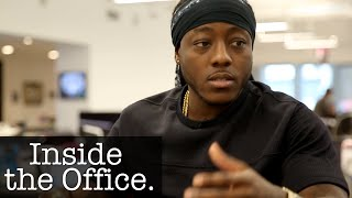 Inside the Office w/ Ace Hood | Inside the Office