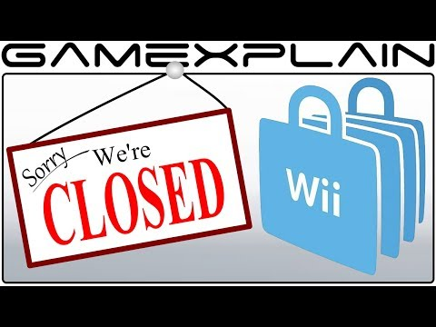 The Wii Shop Channel is Now Closed for (New) Business