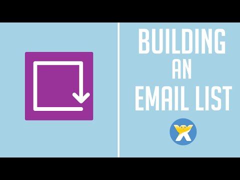 Collecting Emails and Building An Email List in Wix - Wix My Website