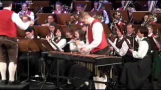 Solo für Xylophon (Solist: Franz Kamptner) Live-Mitschnitt vom Kathreinkonzert 2010 der Trachtenkapelle Hilbern im Stadttheater Bad Hall.