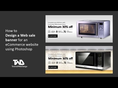 How to design an effective web sale banner for an eCommerce website