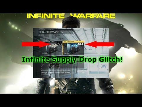 Infinite Warfare | (NEW) Infinite Supply Drops Glitch (Working)