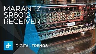 Marantz SR8012 Receiver - CEDIA 2017