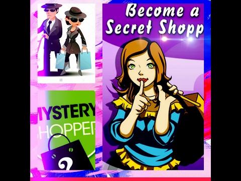 Mystery Shopping (Extra Money)