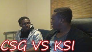 CSG VS KSI | Injustice