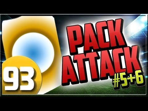 FIFA 14 - PACK ATTACK | Episode 5 & 6