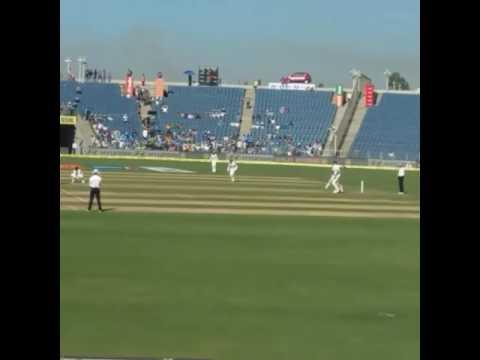 Maharashtra  cricket association stadium. Pune