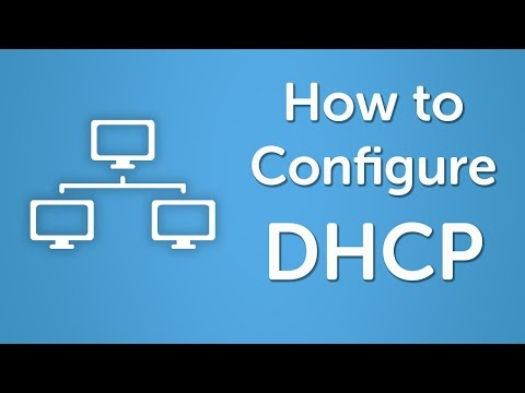 How to Configure DHCP on a Cisco Router