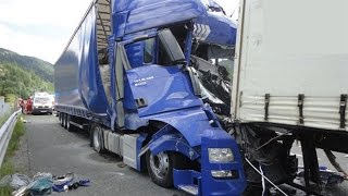 FAIL | Truck Crash Compilation 2016 | FailArmy Channel