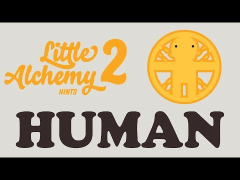 Little Alchemy 2 Walkthrough #12 - How to make HUMAN - Droid Morning