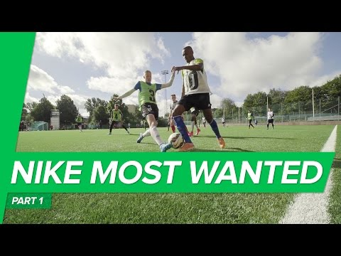 Nike Most Wanted 2015 Part 1: The Journey Begins