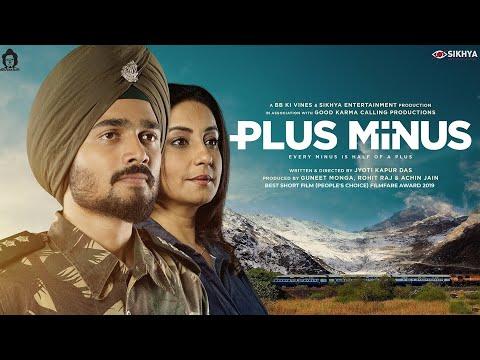 Plus Minus   Divya Dutta & Bhuvan Bam   Short Film
